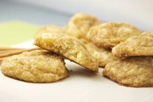 Sweet Cinnamon Cookies