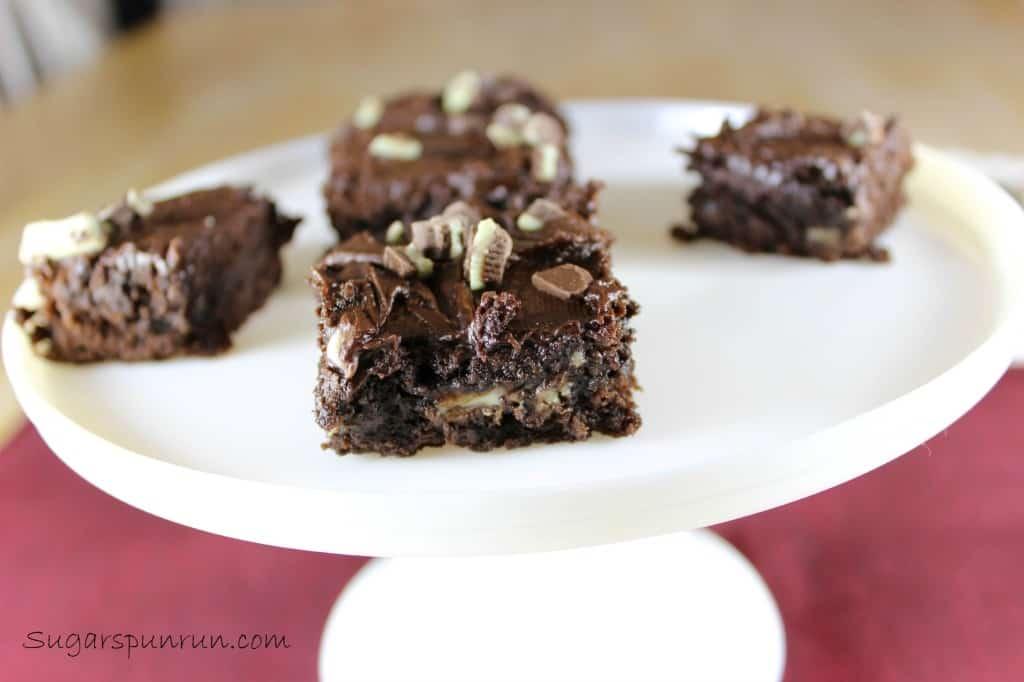 Brownie on display-1