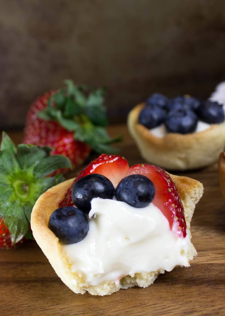 Sugar Cookie Cheesecake Cups