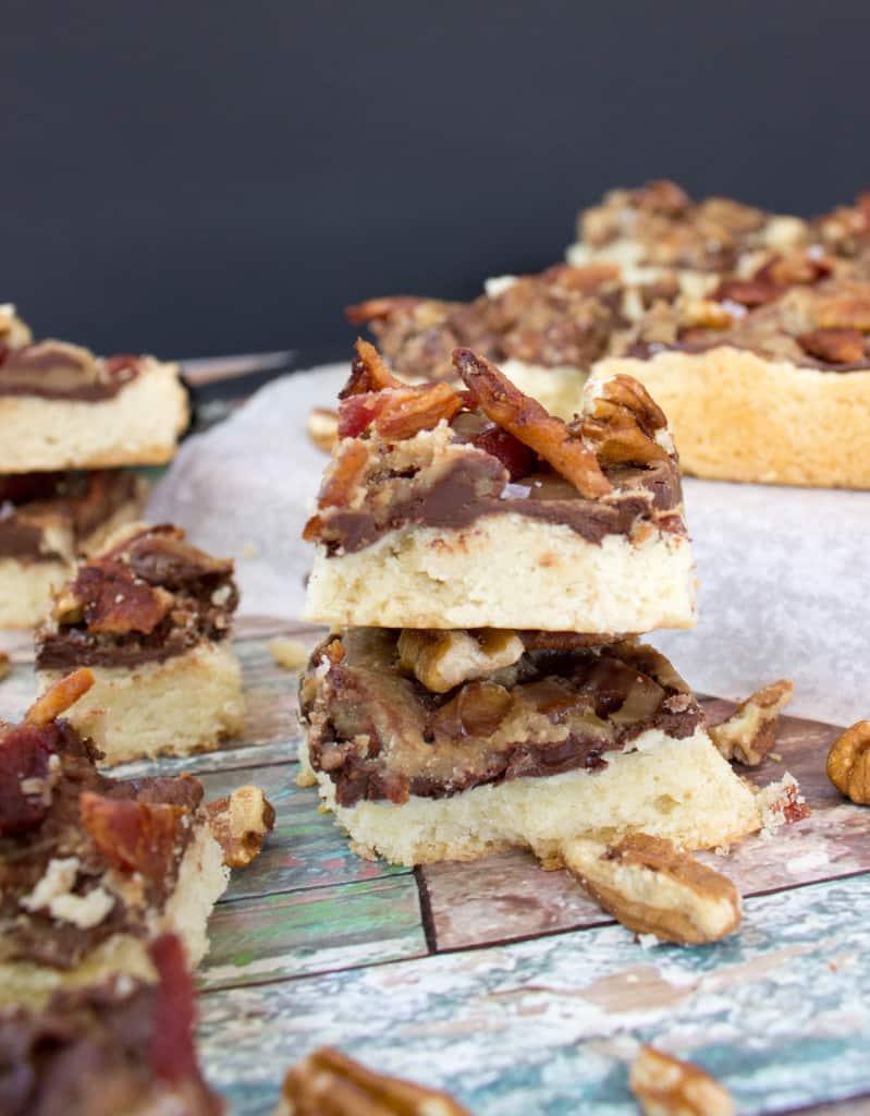 Bacon Shortbread Candies