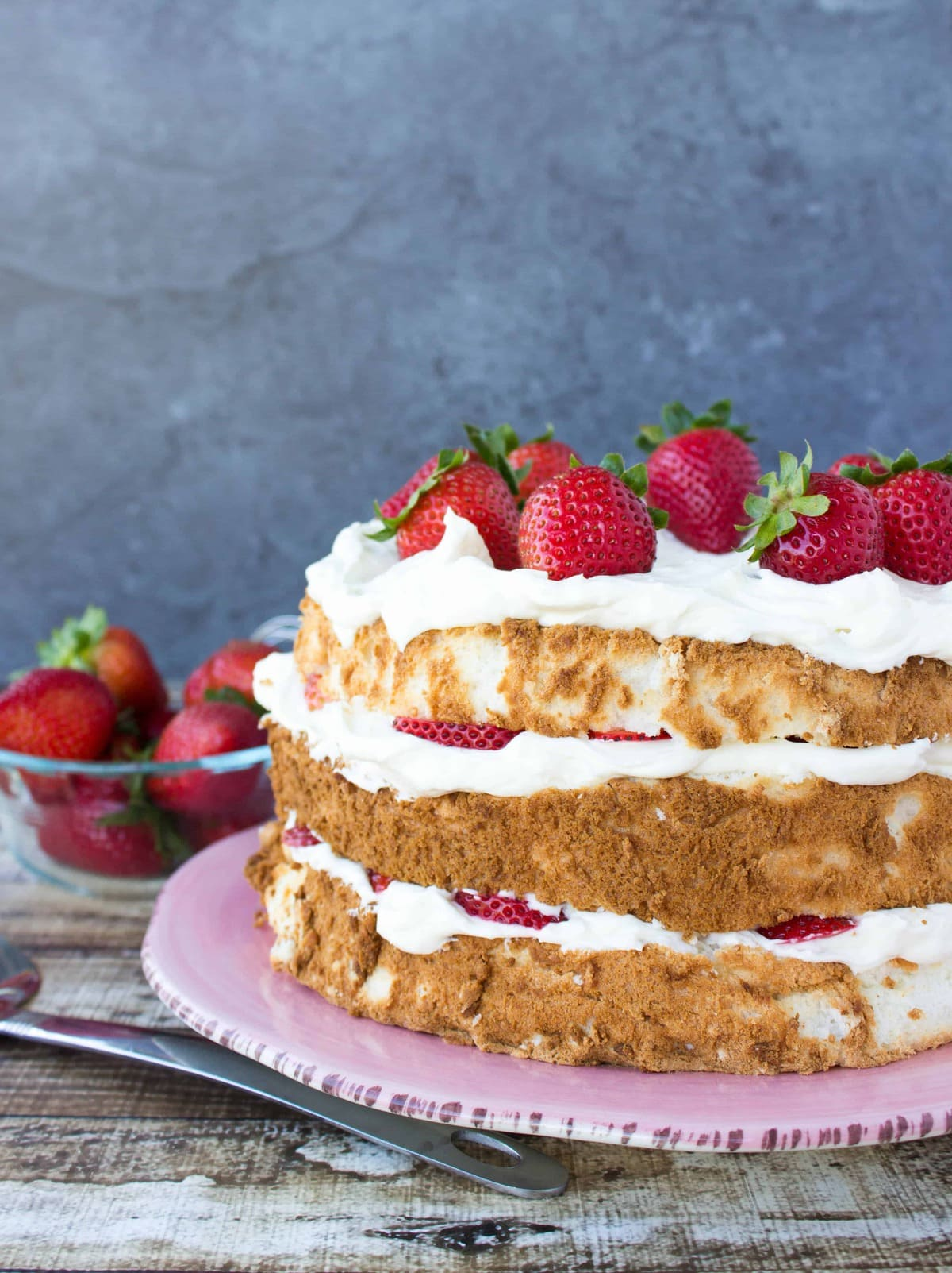 recipe: angel food strawberry torte [9]