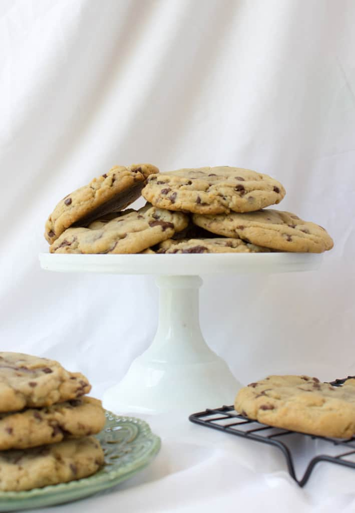 cookies you might also like these browned butter bourbon cookies