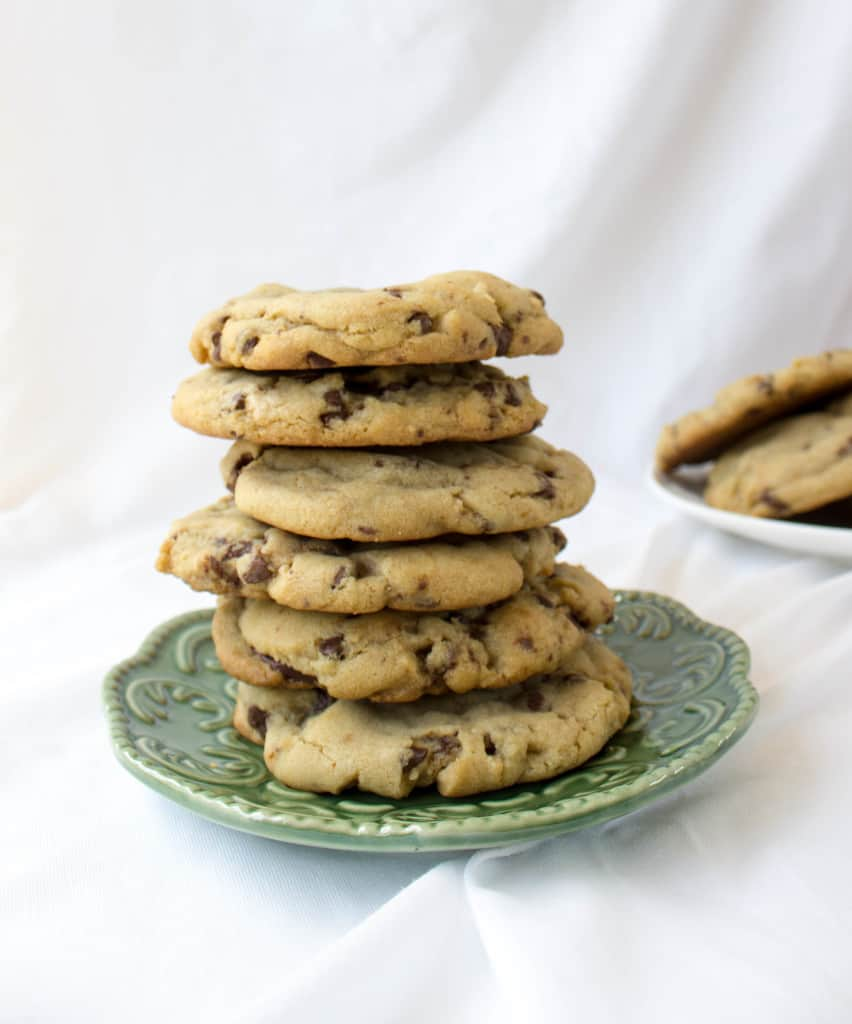 Brown Butter Bourbon Cookies-5