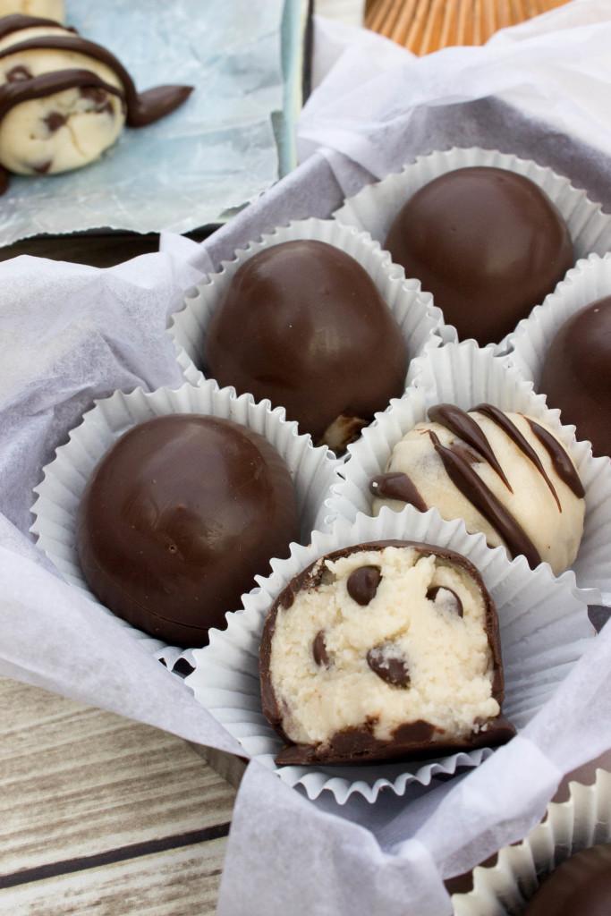 cookie dough truffles-11