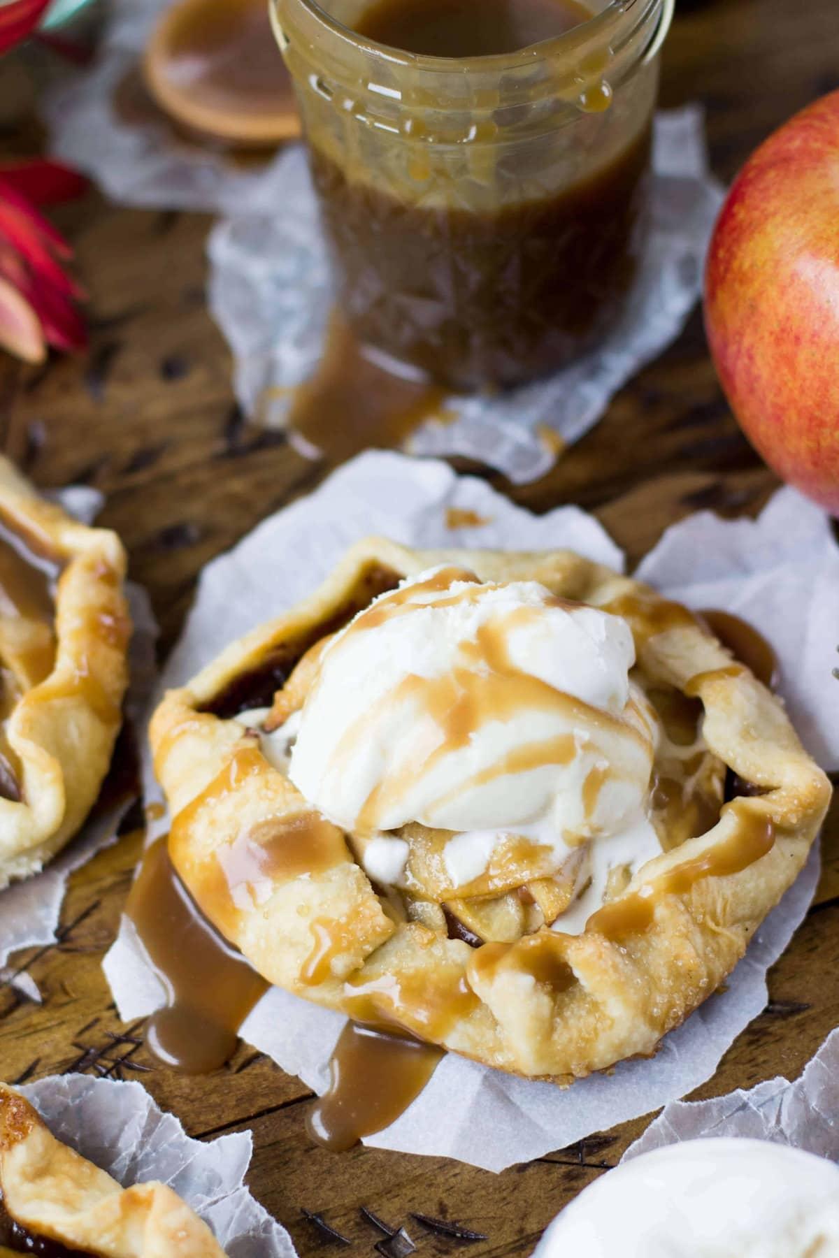 apple galette-9