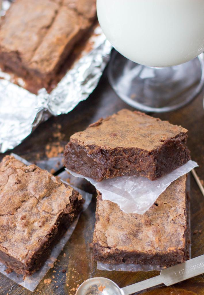 Best Ever Brownies    SugarSpunRun