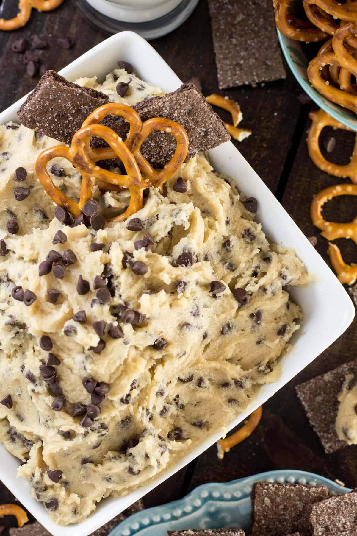 cookie dough dip-2