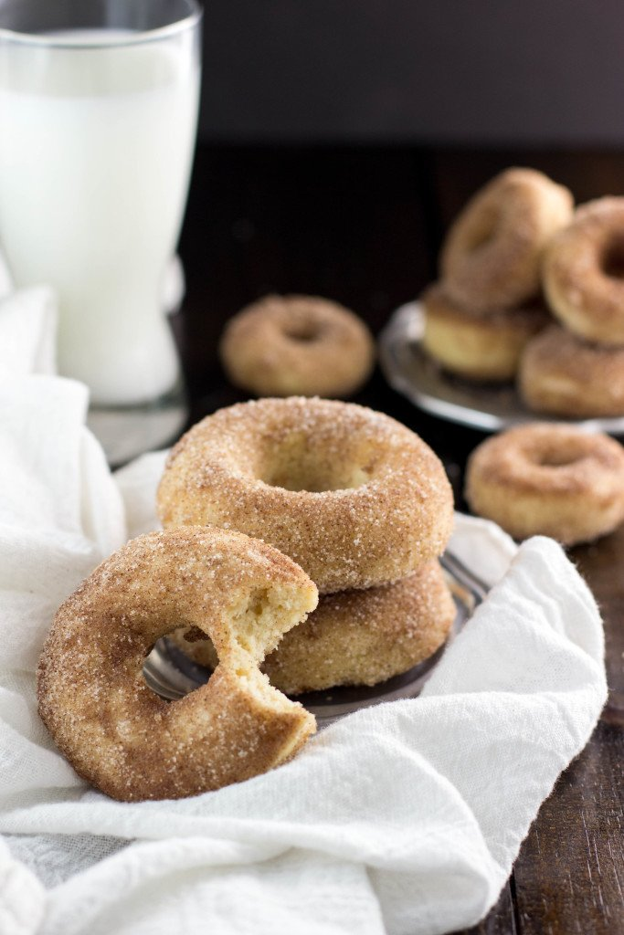 snickerdoodle donuts _baked-8