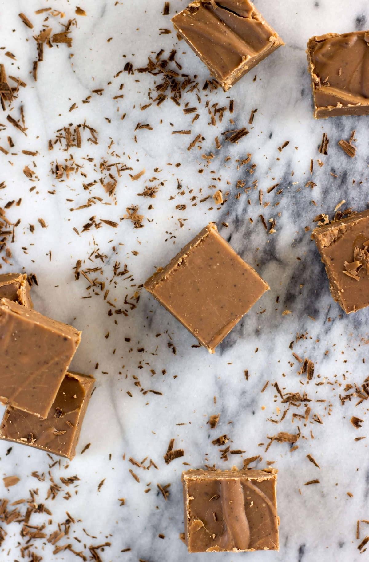 Perfect old fashioned chocolate fudge 35