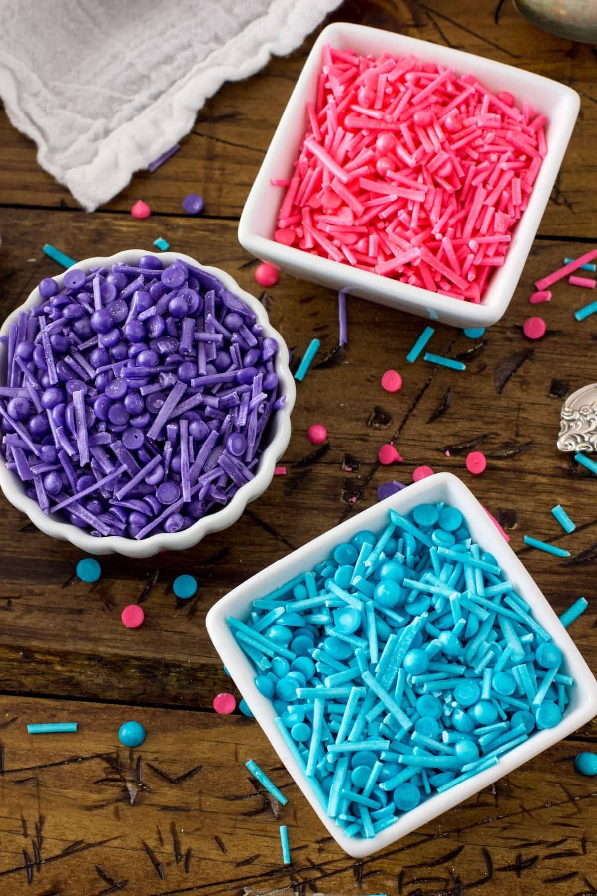 Make Your Own Sprinkles - Sugar Spun Run