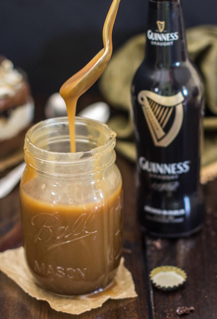 Irish Car Bomb Trifles -- SugarSpunRun