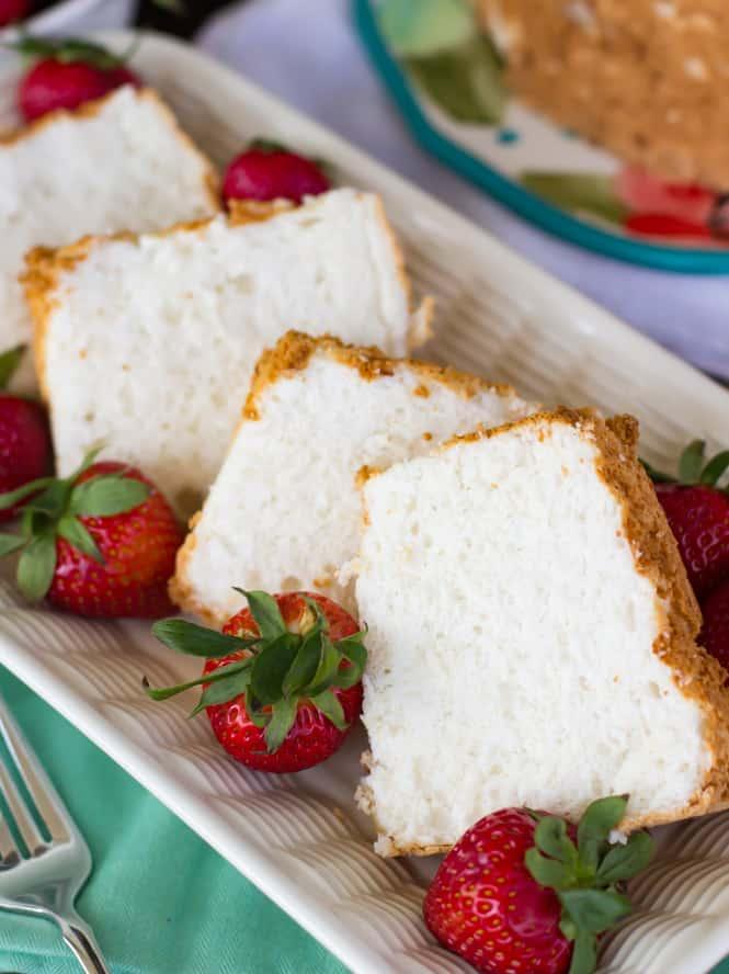 Angel food cake sugar spun run the best angel food cake recipe sugar spun run forumfinder Choice Image