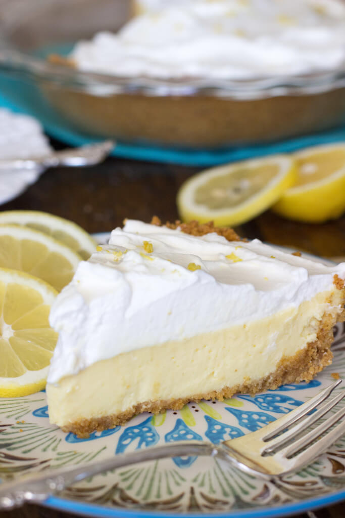Easy Lemon Cream Pie
