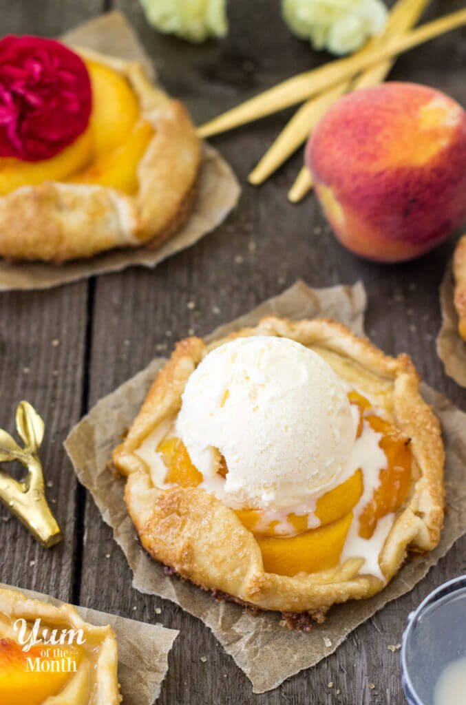 peaches and cream galettes (1 of 1)-4
