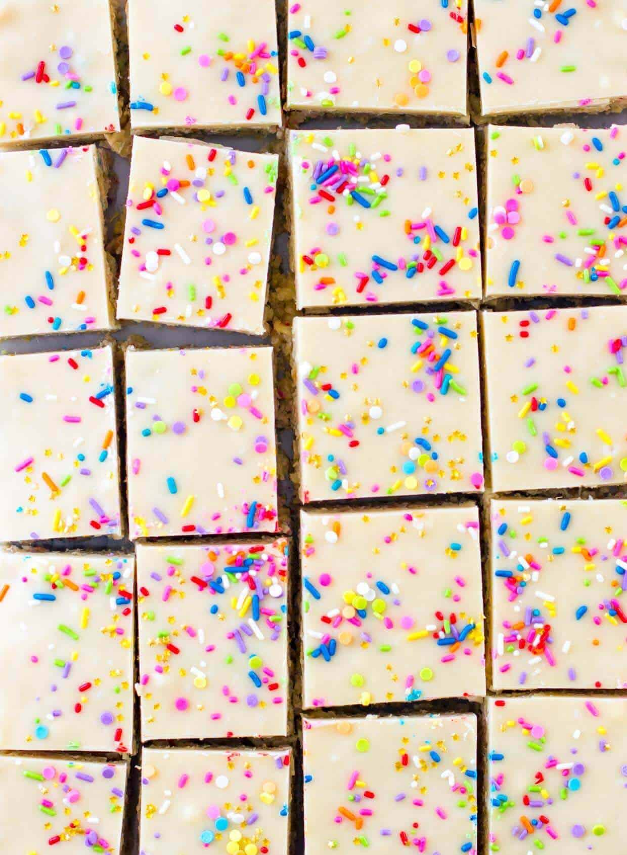 Cake batter rice krispie treats (1 of 1)