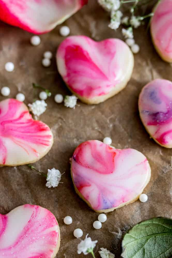 Heart Cookies || Sugar Spun Run