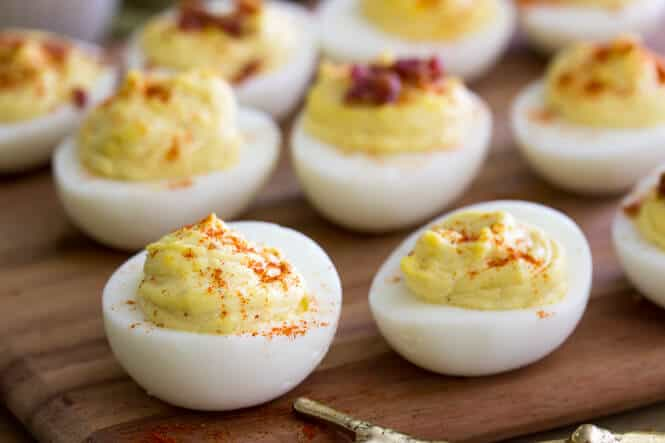 The best deviled eggs you'll ever try