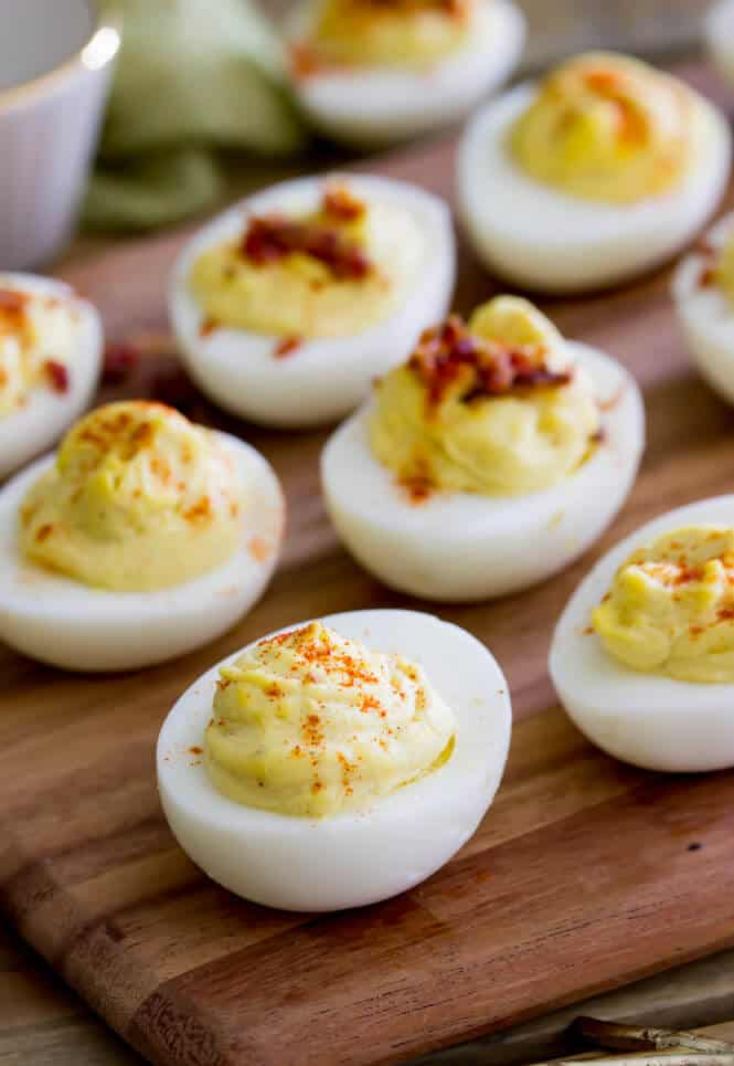 The best deviled egg recipe out there