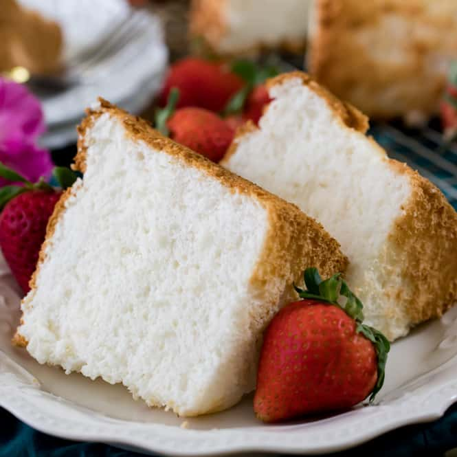 Angel Food Cake Recipe All Purpose Flour
