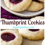 Thumprint Cookies