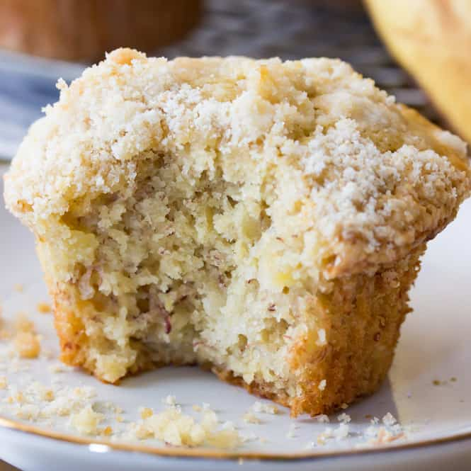 The Best Banana Muffin Recipe Sugar Spun Run