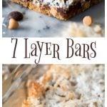 Seven Layer Bars