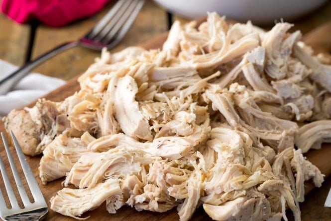 Kitchen Tips Easy Slow Cooker Shredded Chicken Sugar Spun Run