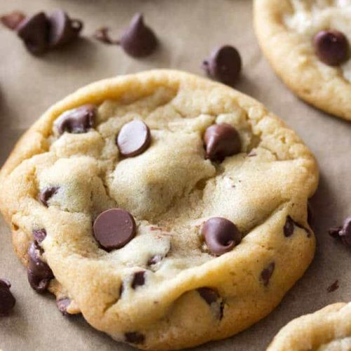 The Second-Best Chocolate Chip Cookie Recipe