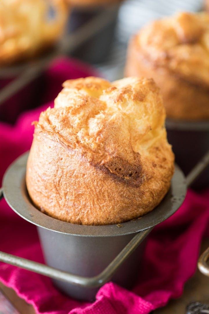 Homemade Popovers Sugar Spun Run