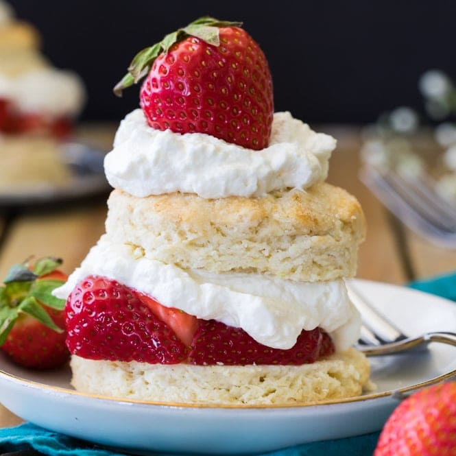 How To Make Strawberry Shortcake Sugar Spun Run