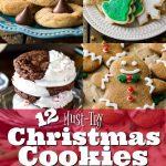 Twelve must-try Christmas Cookies