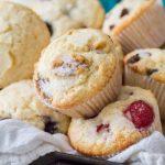 Muffins in muffin tin