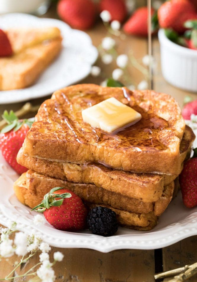 What is the best kind of bread to make french toast