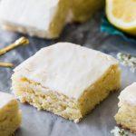 Lemon Brownie