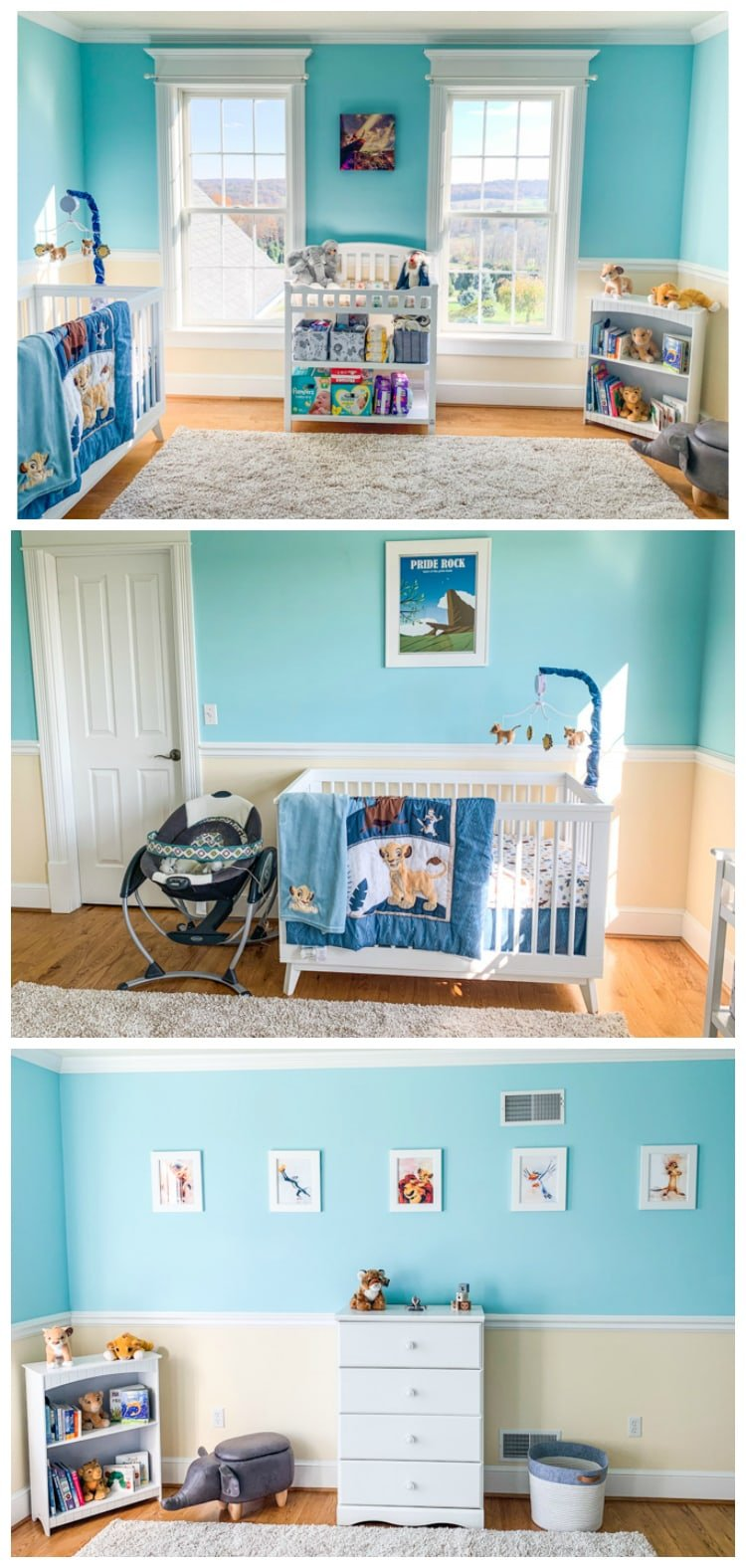 Pictures of baby room